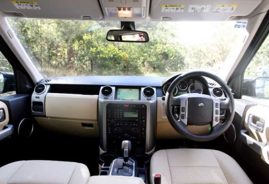 Land Rover Discovery 2009 Review Carsguide