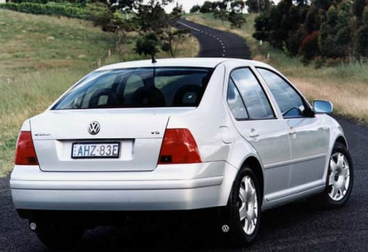 Used Vw Golf >> Used car review VW Bora 1999-2005 | CarsGuide