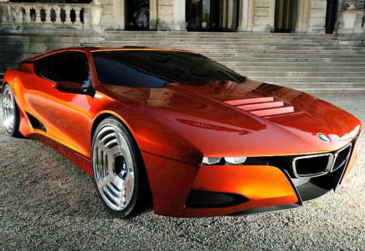 BMW M1 Homage Comes To Show - Car News