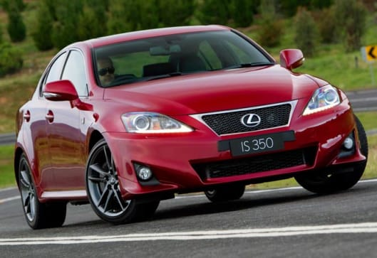 Lexus IS350 2010 Review  CarsGuide