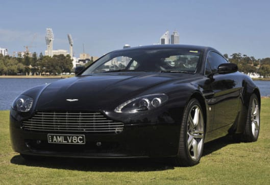 Aston Martin V8 Vantage 2009 Review Carsguide