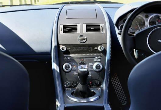 Aston Martin V Vantage Review CarsGuide - Aston martin vantage review