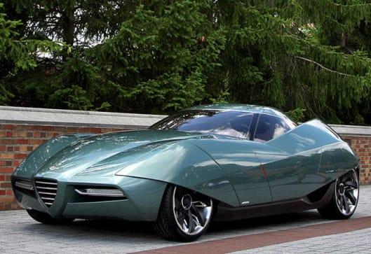 futuristic futurama  retro futurism car news carsguide