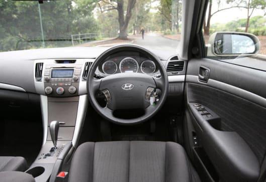 Hyundai Sonata Diesel