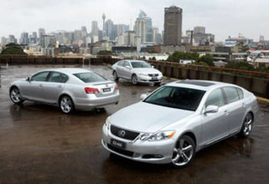 Lexus GS450h 2008 Review | CarsGuide