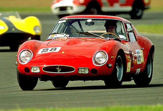 Ferrari 250 GTO Worldu0027s Most Expensive Car At $55.3m