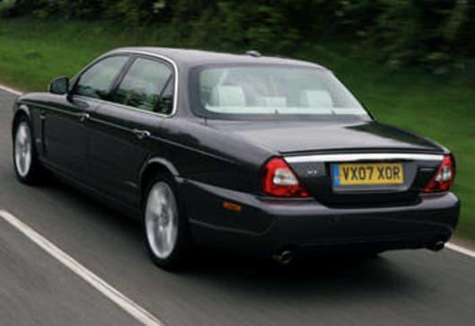 Jaguar xjr 2008