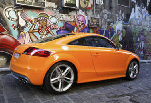 Nissan Columbus Ohio >> Audi TT S 2008 Review | CarsGuide