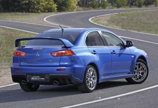 mitsubishi lancer evolution 2008 review carsguide. Black Bedroom Furniture Sets. Home Design Ideas
