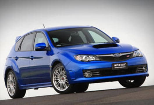 2008 subaru impreza wrx sti r review carsguide. Black Bedroom Furniture Sets. Home Design Ideas