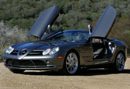 Mercedes-Benz SLR McLaren 2008 Review | CarsGuide