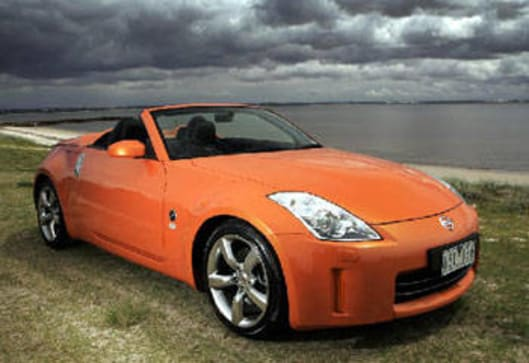Nissan 350z manual or automatic for off-road