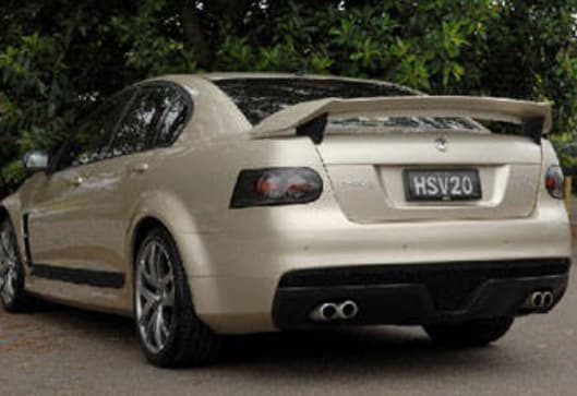 Hsv Clubsport R8 2008 Review Carsguide