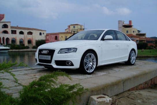 Audi A Review CarsGuide - Audi a4 2007