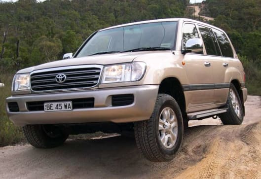60 years of toyota land cruiser car news carsguide. Black Bedroom Furniture Sets. Home Design Ideas