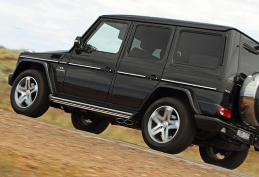Mercedes benz g class review carsguide for Mercedes benz g500 review