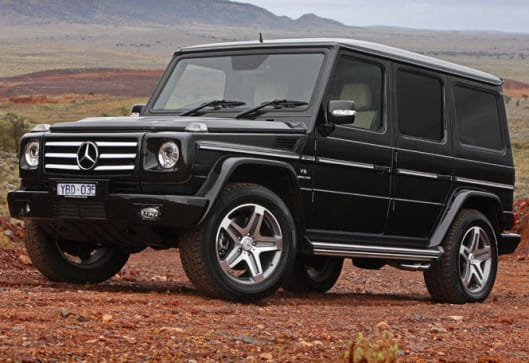 Mercedes benz g class review carsguide for Mercedes benz g class suv price