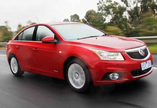 Holden Cruze Series Ii 2011 Review Carsguide
