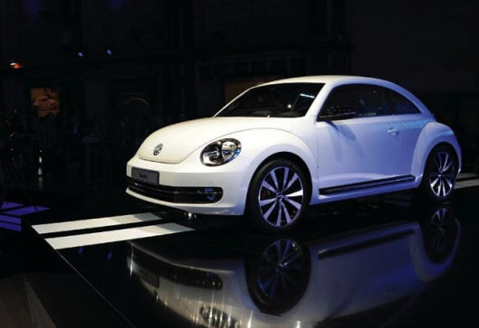 Vw Beetle To Buzz In New York Car News Carsguide