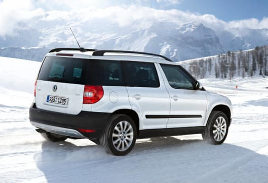 skoda yeti 2011 review carsguide. Black Bedroom Furniture Sets. Home Design Ideas