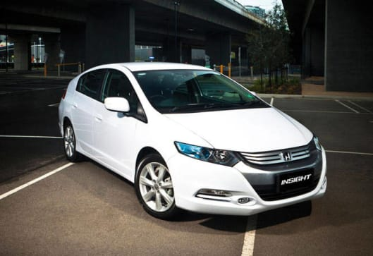 Marvelous Honda Insight VTi L 2011 Review