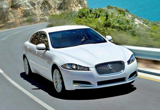Jaguar XF D Review CarsGuide - 2012 jaguar xfr review