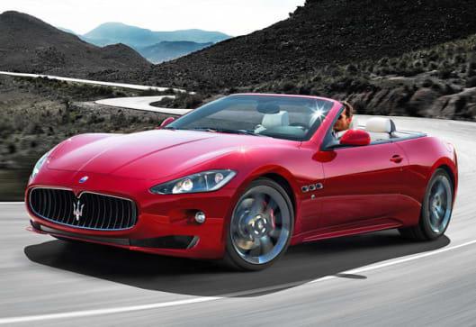 Maserati GranCabrio Sport 2011 Review | CarsGuide