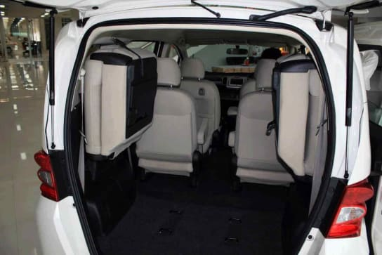 honda freed  review carsguide