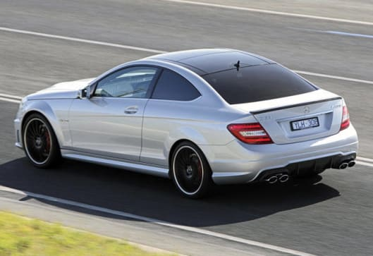 Mercedes Benz C Class C63 2011 Review Carsguide