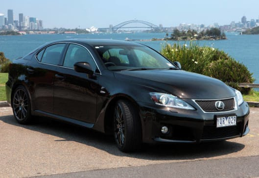 Lexus IS F 2011 Review