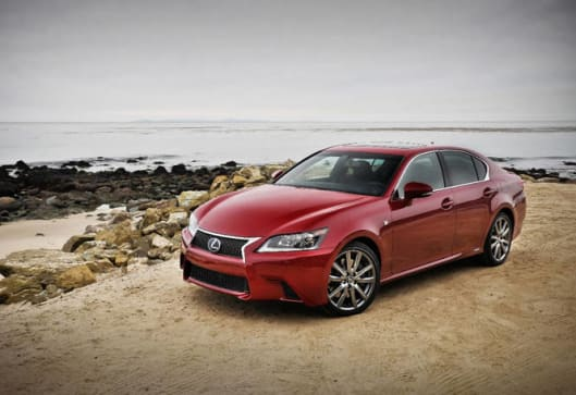 A Near Death Experience Has Finally Breathed Some Heart And Soul Into The  Lexus GS. The GS Came Very Close To Extermination After Three Unsuccessful  ...
