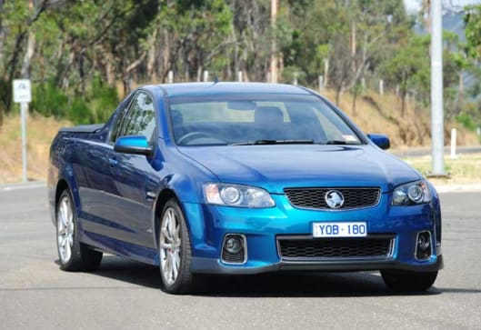 Holden Commodore Ute 2011 Review Carsguide