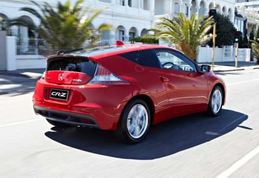 Bill Buys Road Tests And Reviews The Honda CR Z At Its Australian Launch  HONDA Has Plugged Some Welcome Fire Into Hybrid Cars With The Launch This  Week Of ...