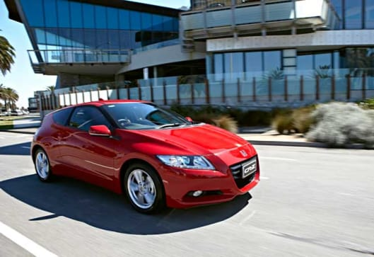 Honda CR Z Luxury 2013 Review