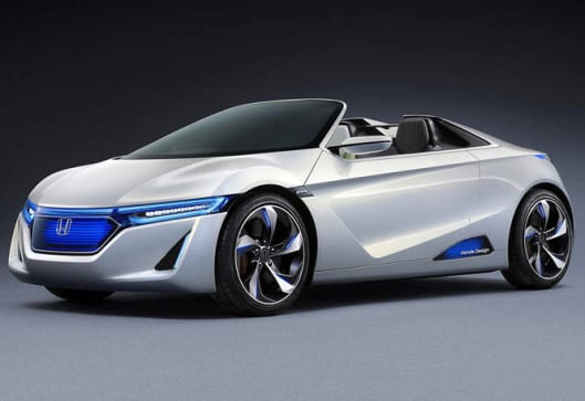 Is Honda EV Ster The New S2000?
