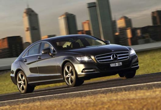 mercedes benz cls 350 2011 review carsguide. Black Bedroom Furniture Sets. Home Design Ideas