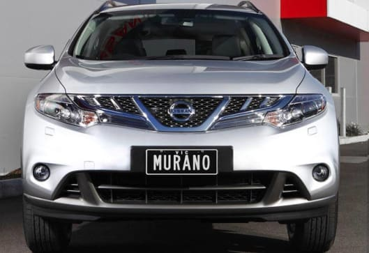 The Base ST Murano Rolls Out Of The Factory With An Impressive Level Of  Gear To Justify Its $47,990 Price.