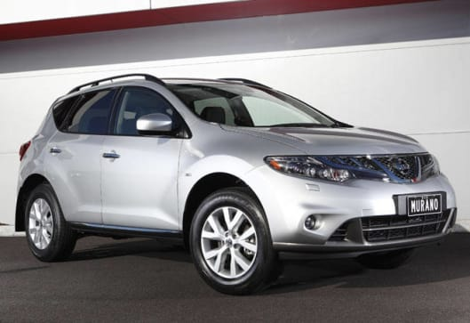 Nissan Murano 2011 Review