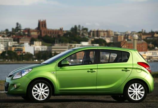 Hyundai i20 2011 review