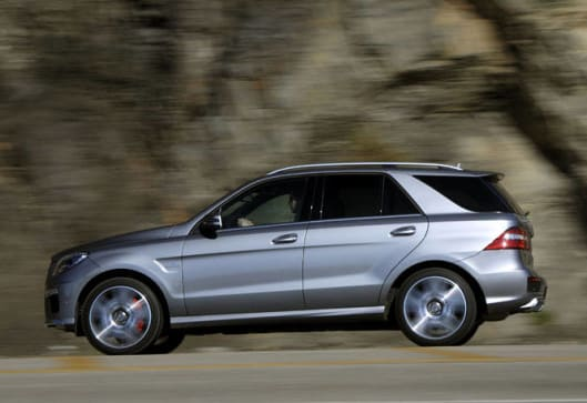 Mercedes-Benz ML 63 AMG 10th Anniversary - 20 November 2012 ...