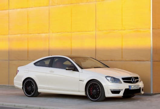 Mercedes benz c63 2012 review carsguide for 2012 mercedes benz c63 amg price