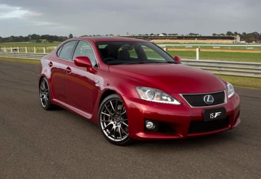 lexus is f 2012 review carsguide. Black Bedroom Furniture Sets. Home Design Ideas