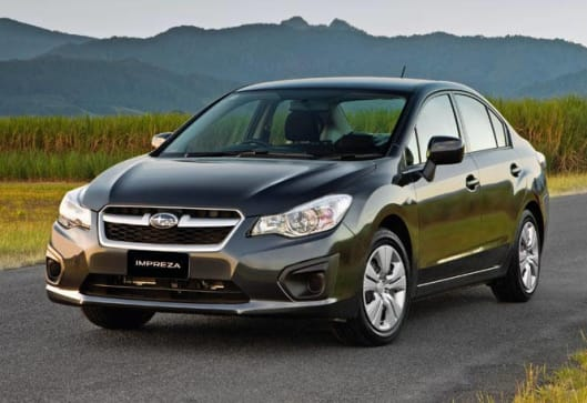 Build Your Own Subaru >> 2012 Subaru Impreza Sedan Review   CarsGuide
