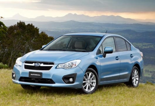Build Your Own Subaru >> 2012 Subaru Impreza Sedan Review | CarsGuide