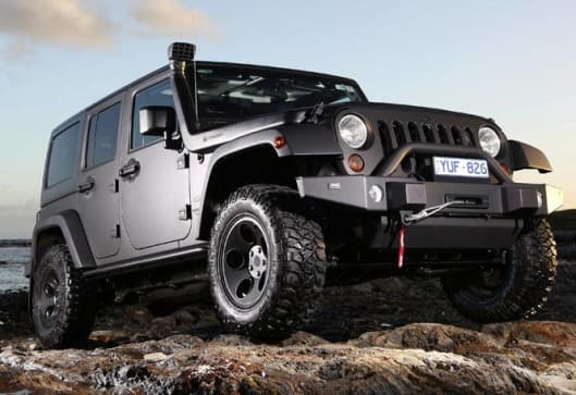 New Jeep Wrangler 2012 Review