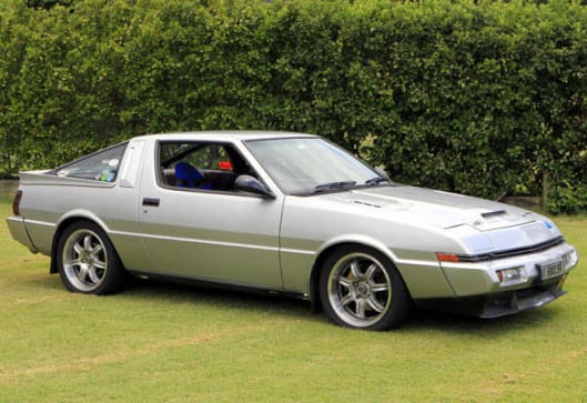 for kidney car nostalgic anyone sale starion japanese mile mitsubishi