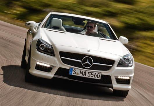 Mercedes benz slk 55 amg 2009 review carsguide for Mercedes benz slk reviews