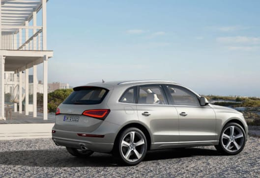 audi q5 hybrid part of update car news carsguide. Black Bedroom Furniture Sets. Home Design Ideas