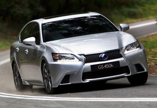 Lexus gs 450h f sport 2012 review carsguide lexus gs 450h f sport 2012 review sciox Images