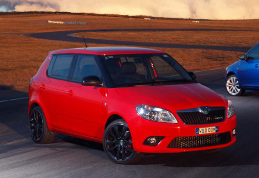 Skoda Fabia Rs 2012 Review Carsguide